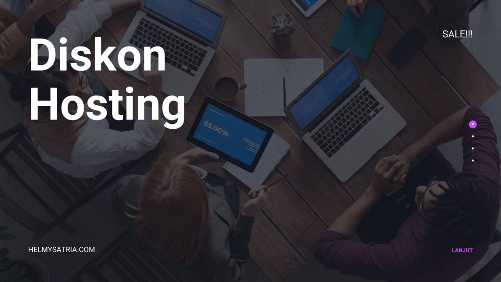 diskon hosting